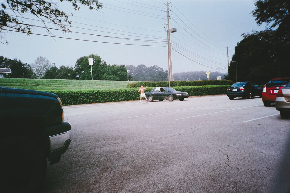 Camera:Minolta CLE  Lens: 40mm M Rokkor  Film: Fujicolor 400