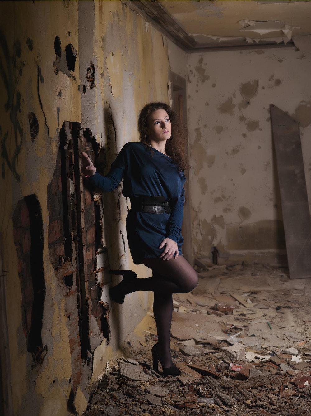 Model: Sandra Viejo  Camera used: Mamiya 645AFD  Digital Back: Aptus22