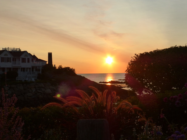 Sunrise over Ogunquit