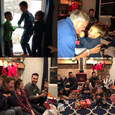 So much fun to all be together in Mechanicsburg after Christmas.