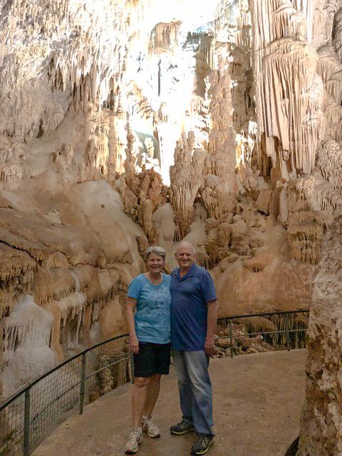 The Jeita Grotto