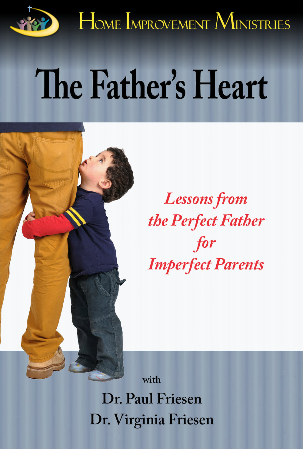 The Father's Heart - In a day where we as parents often long for mentors, this video series points us to the only perfect mentor and model we will ever have.  Instead of shaping our Heavenly Father's image from that of our earthly father, let's shape our earthly parenting from our Heavenly Father.  This series draws on God's love and compassion for us, yet is very practical as the principles of scripture become tools to help families to more fully reflect the image God in all they do and are.