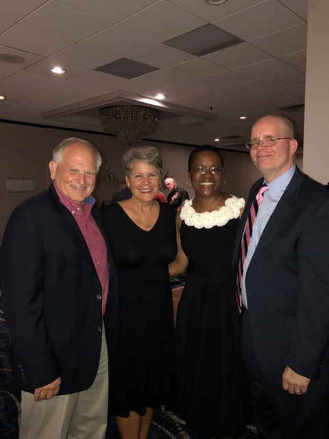 Skip and Avonne Jarvis LOVE to encourage marriages and did a great job on this year's marriage events for Oasis Christian Church.