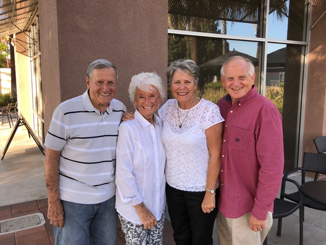 """Bob and Carol Kraning . . . more """"salt of the earth"""" gifts to us!"""