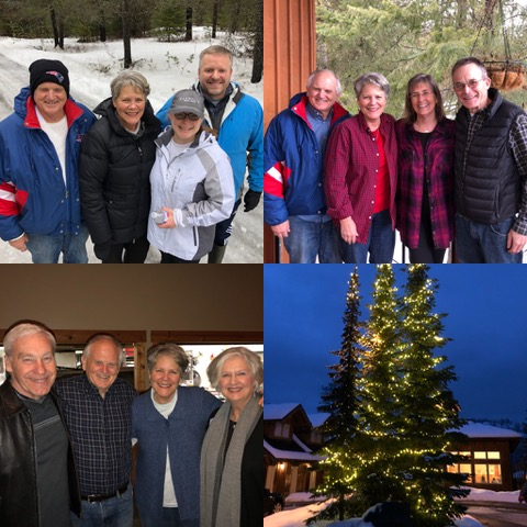 Duke and Amy Paulson (long time family friends), Mark and Sharon Blazer (marriage conference planners), and John and Pam Swedberg (MLAC staff)