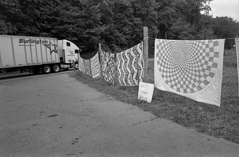 Appalachian Quilt Shop, Highway 23 North, Little Creek