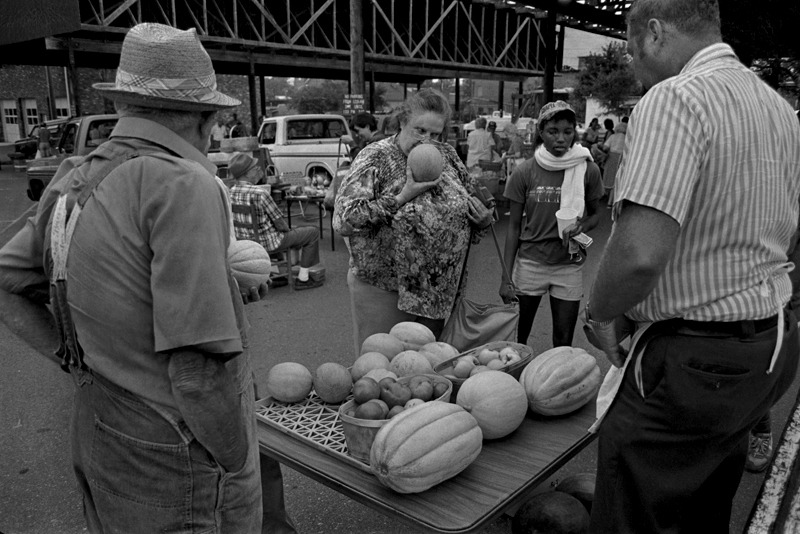 Farmers Market, Carrboro, NC