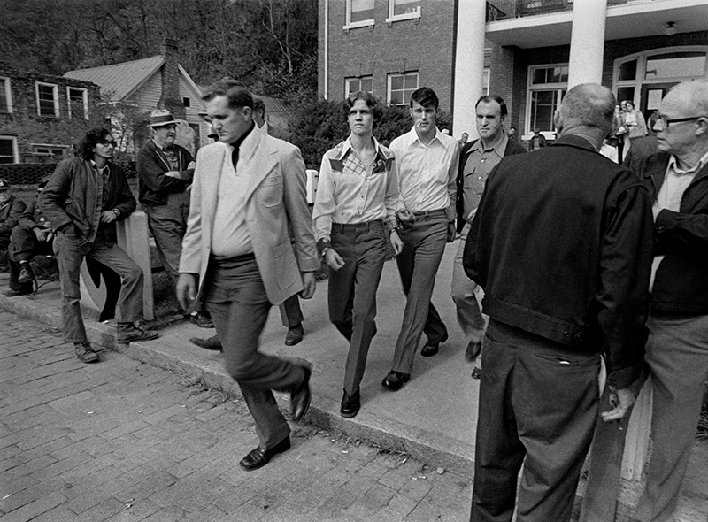 Convicted Murderers, Marshall, 1978.