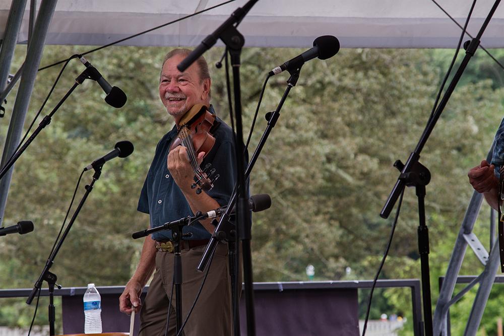 Bobby Hicks, Marshall, NC, 2013