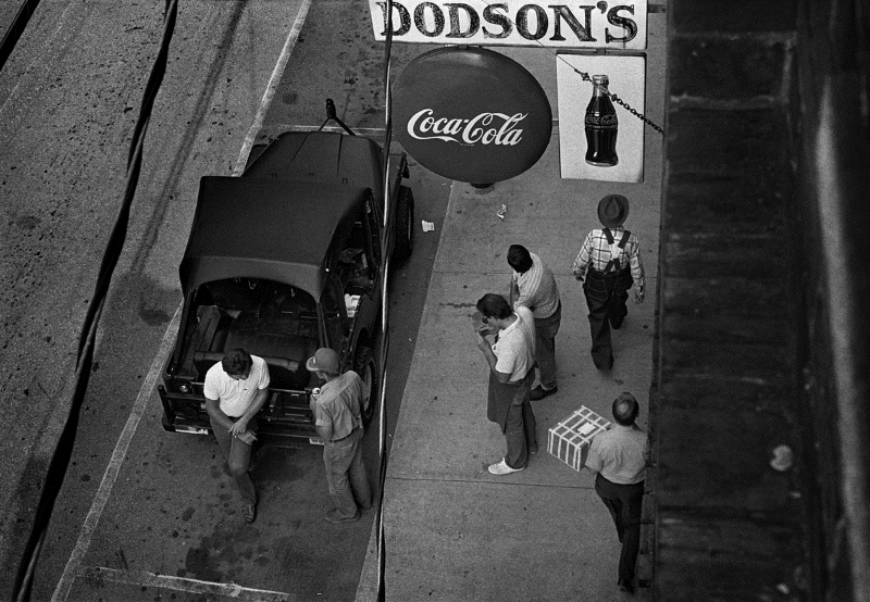 Main Street, Marshall, 1983.