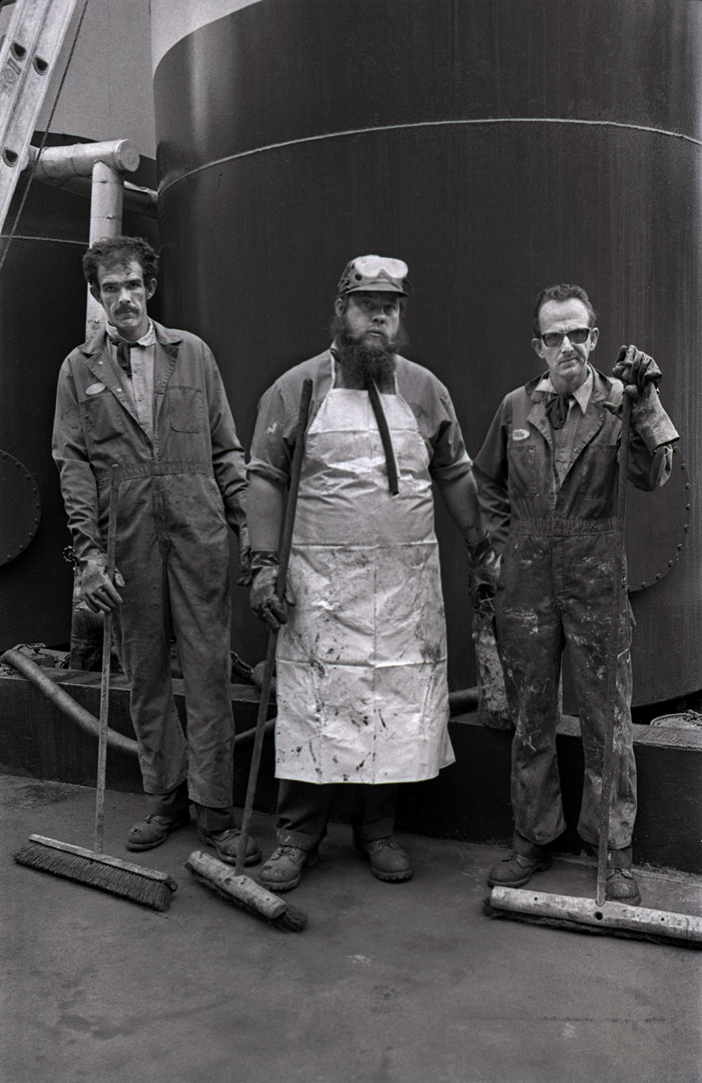 Hazardous Waste Incinerator Workers, Mitchell County, NC 1984