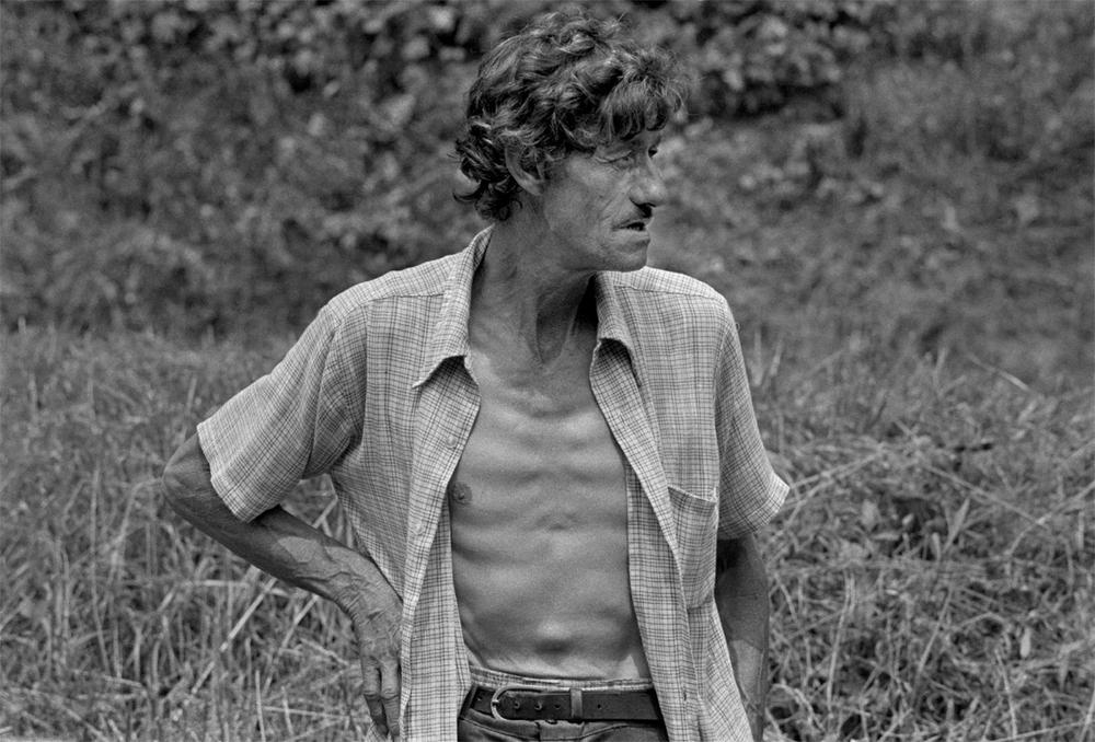 McKinley Massey, Big Pine, 1981.