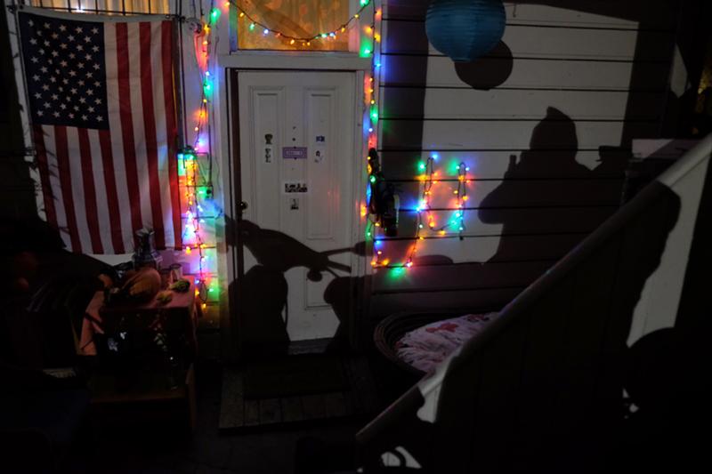 At My Sister's Front Door, San Francisco, CA 11/15/14  click photo to enlarge