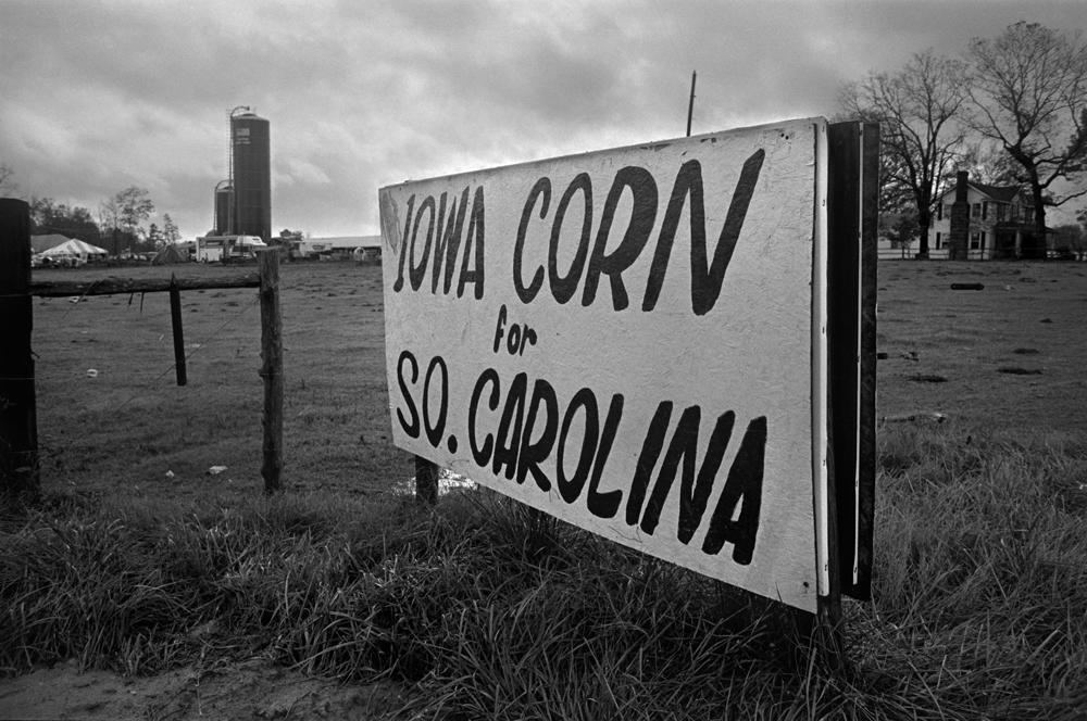 Farm Rally, South Carolina, 1986.