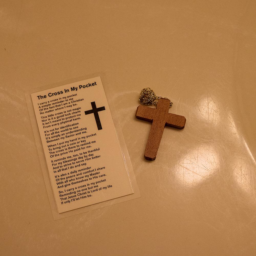 The Cross in My Pocket, Mt. Vernon, IL 2015