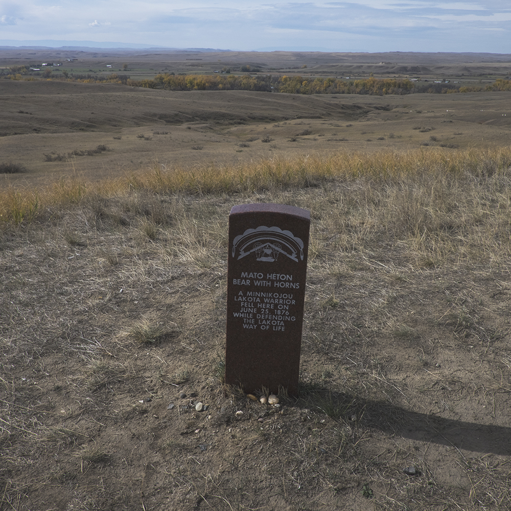 Little Bighorn Battlefield National Monument, Montana 2015