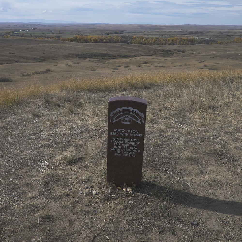 Little Bighorn Battlefield National Monument, Montana 2015