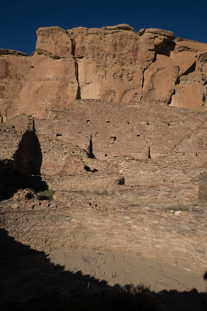 Kiva, Chaco Canyon, New Mexico, 2015