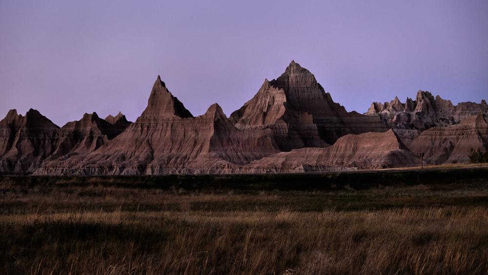 Badlands National Park, Interior, South Dakota