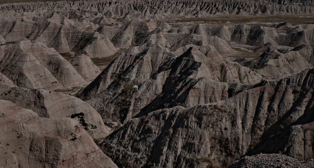 Badlands National Park, Interior, South Dakota