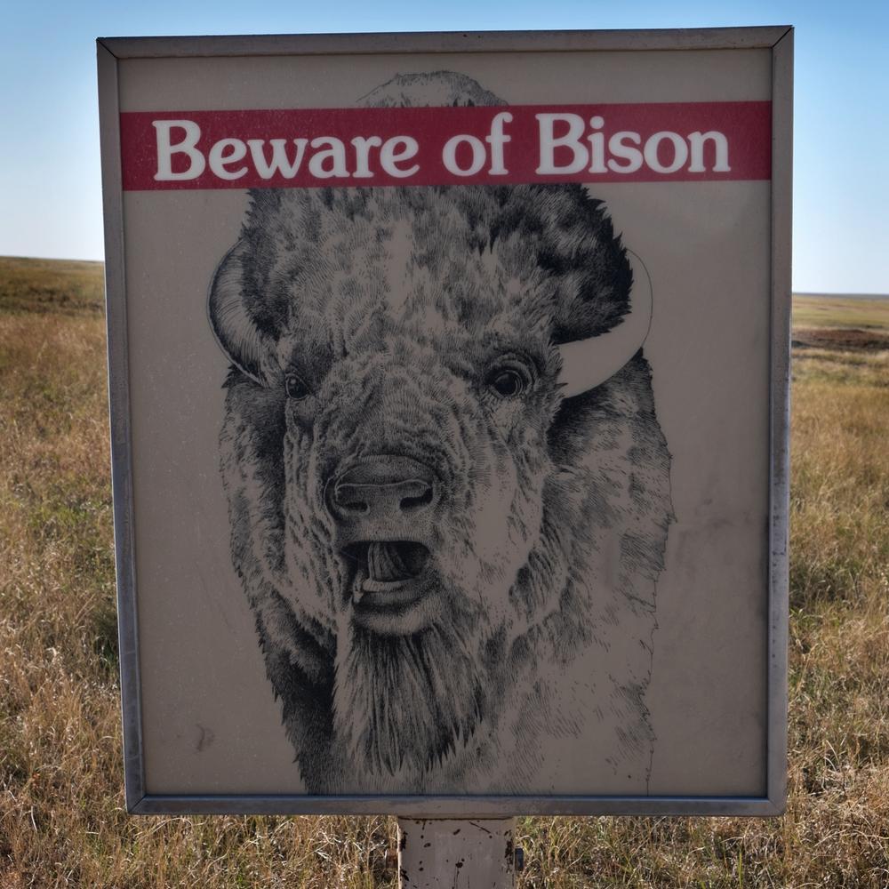 Badlands National Park, Western South Dakota