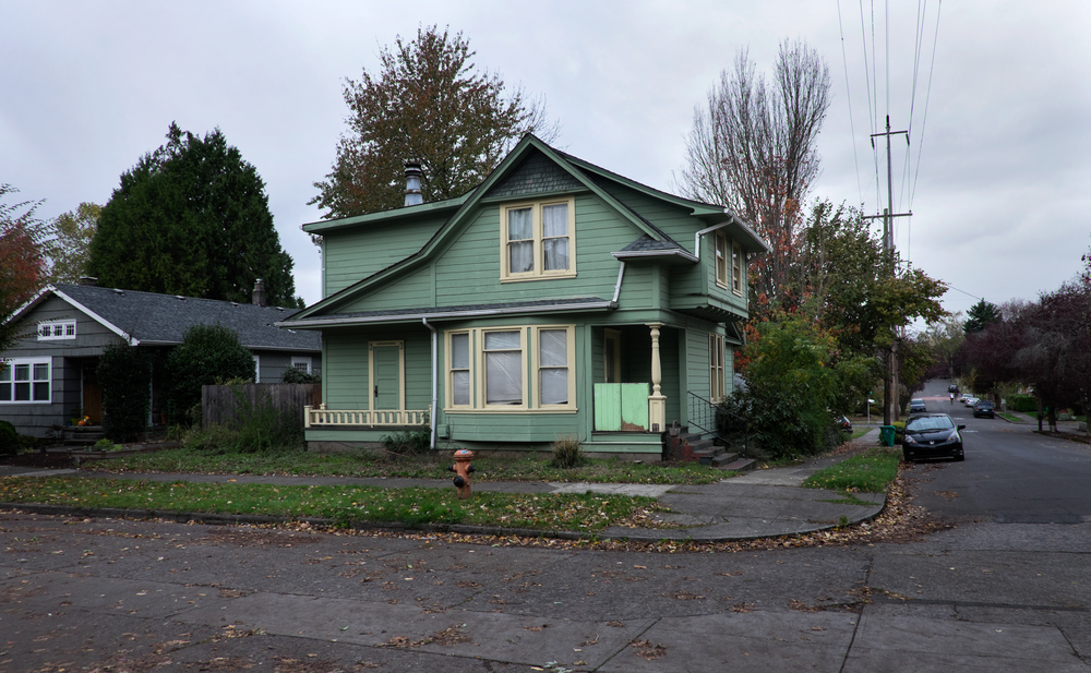 Benny's House, NE Portland, Oregon