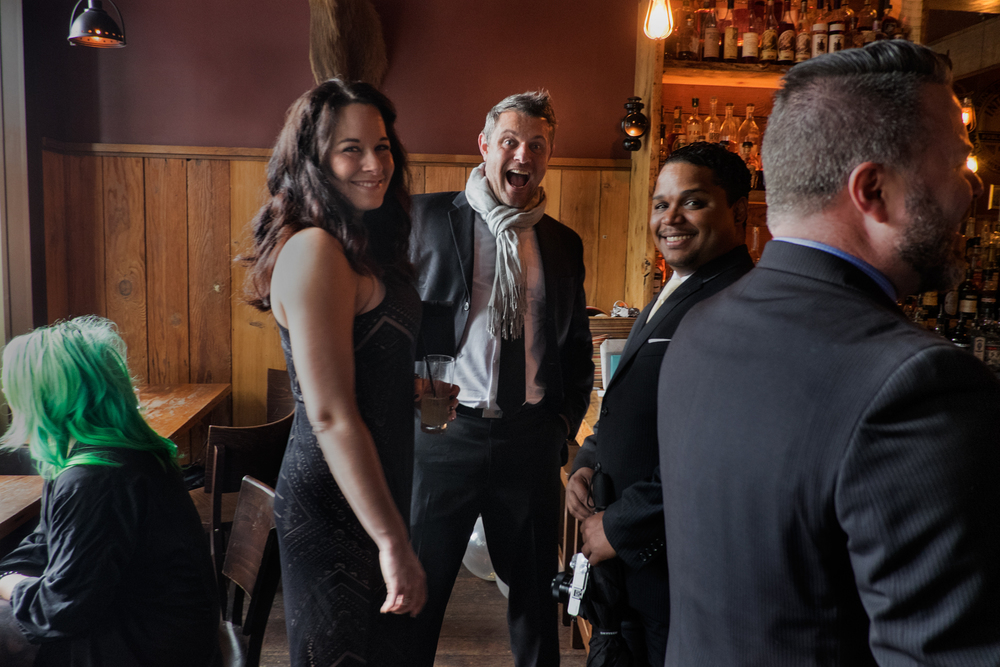 Tabitha Brincat, Jeff Morgenthaler, and David Cid