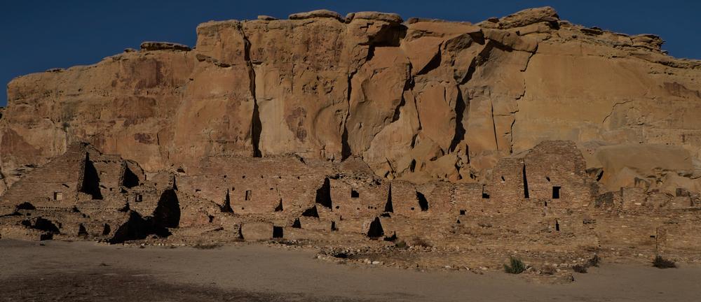 Pueblo Bonito, Chaco Canyon, New Mexico