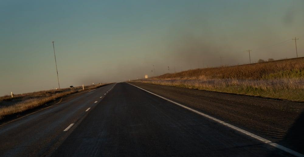 Highway 60, West Texas