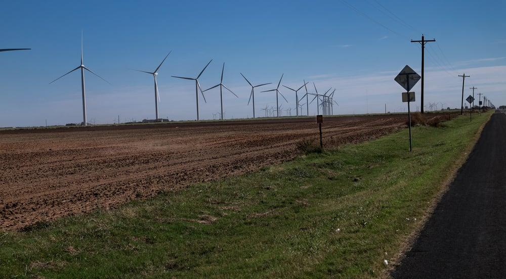 Highway 82, West Texas