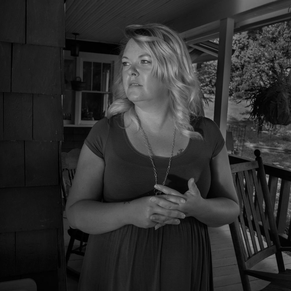 Donna Ray Norton, Sodom, Madison County, NC 2016