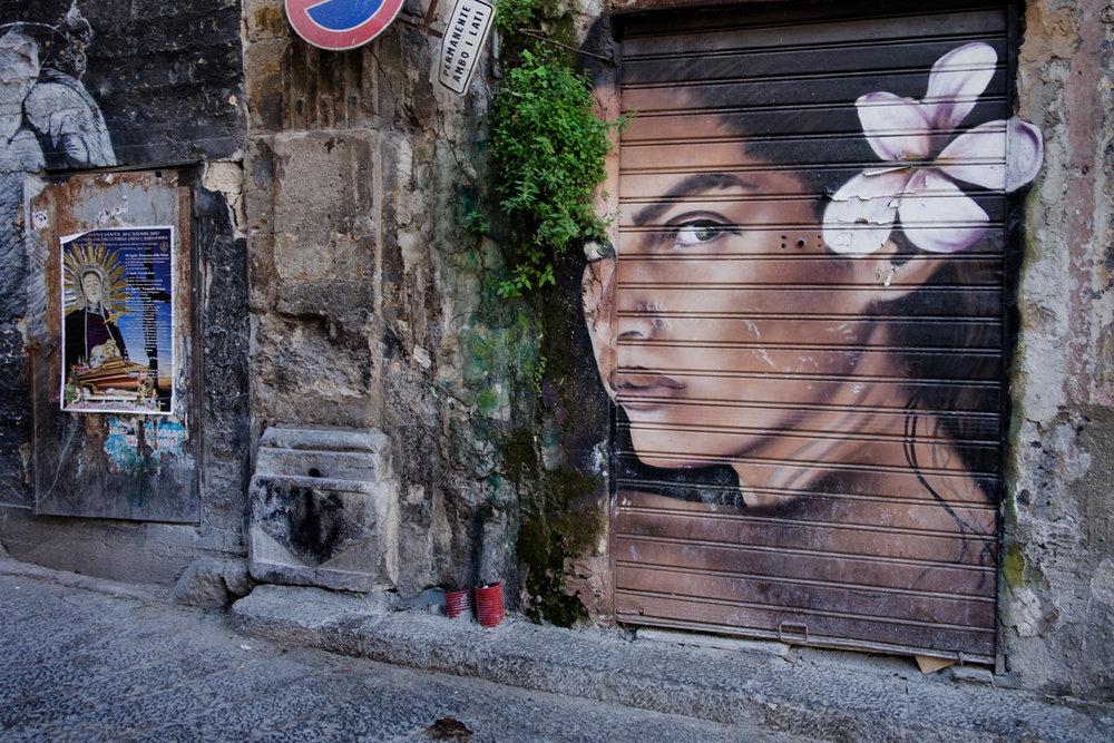 Palermo, Sicily, 2017