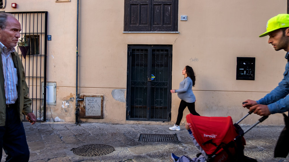 Palermo, Sicily 2017