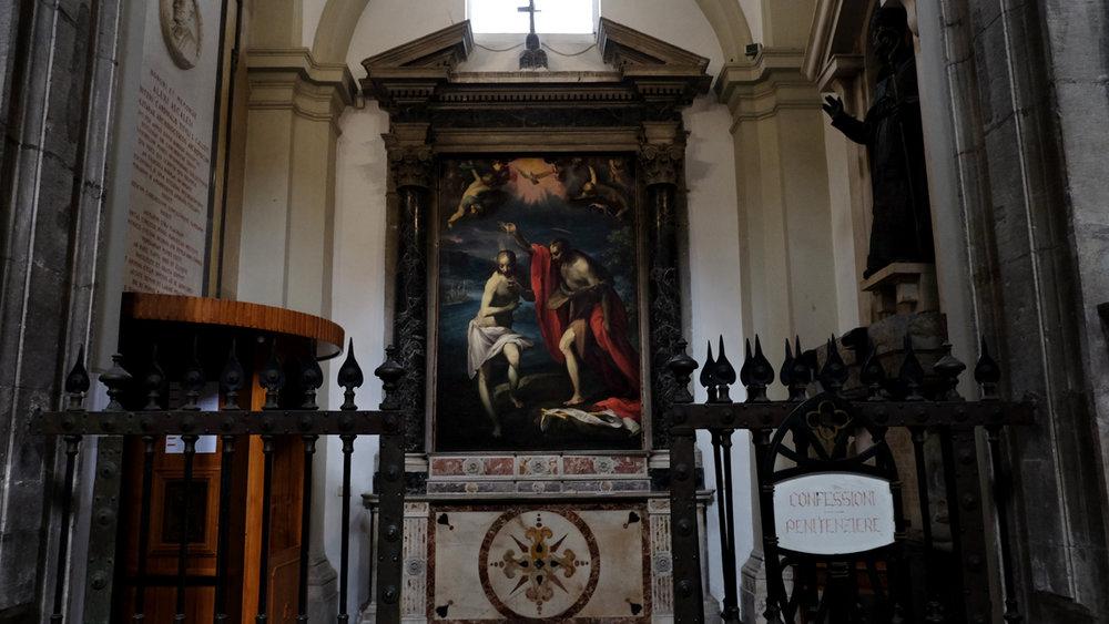 Duomo, Naples 2017