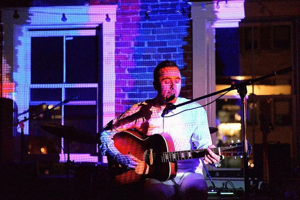 Ver Sacrum opens for the Wren Kitz record release party |photo –Britt Shorter