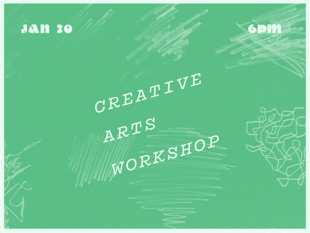 Creative Arts Workshop
