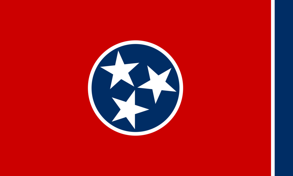 The Tennesse Flag. It's pretty rad.