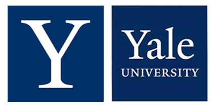 Yale University's academic logo and word mark. It was the subject of a little controversy when it was also used to replace the logo for Yale University Press created by legendary designer Paul Rand. That shift was done so for the sake of cohesion.