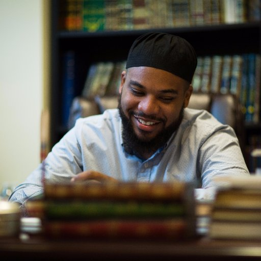 Imam Abdul-Malik Merchant of the Islamic Society of Boston Cultural Center
