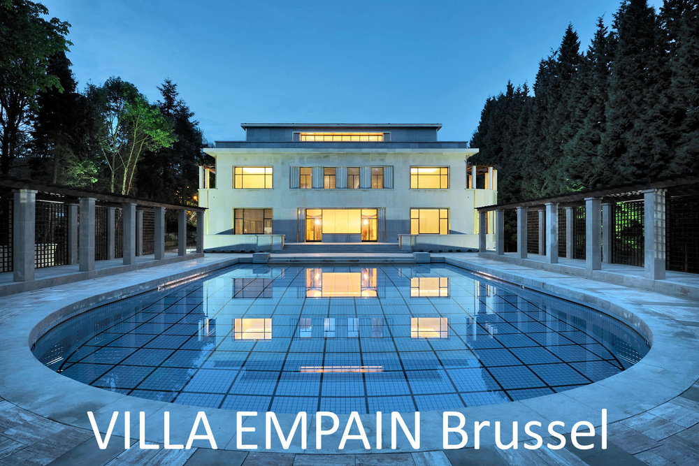 VILLA EMPAIN by FOODstories