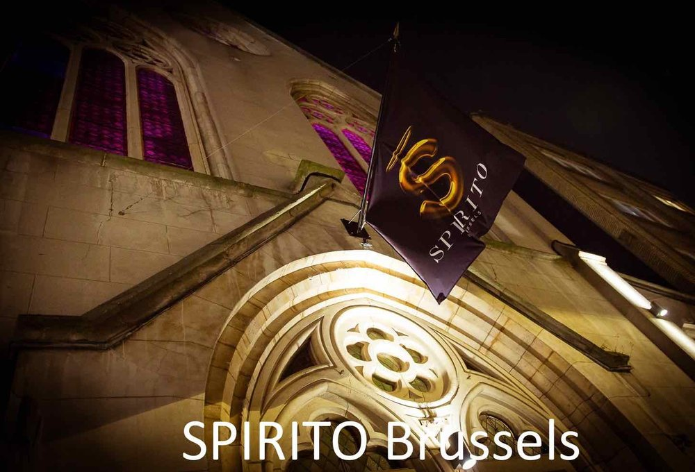 SPIRITO BRUSSELS by FOODstories