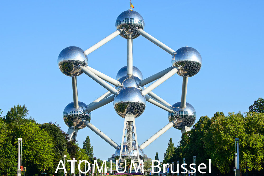ATOMIUM by FOODstories