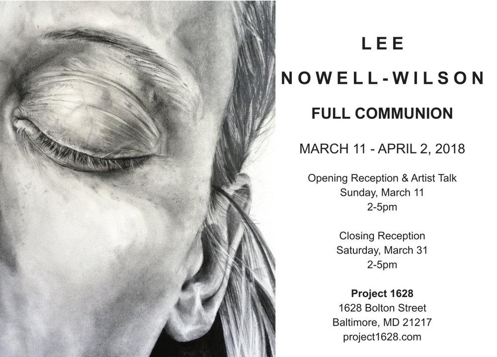 Lee NOWELL WILSON