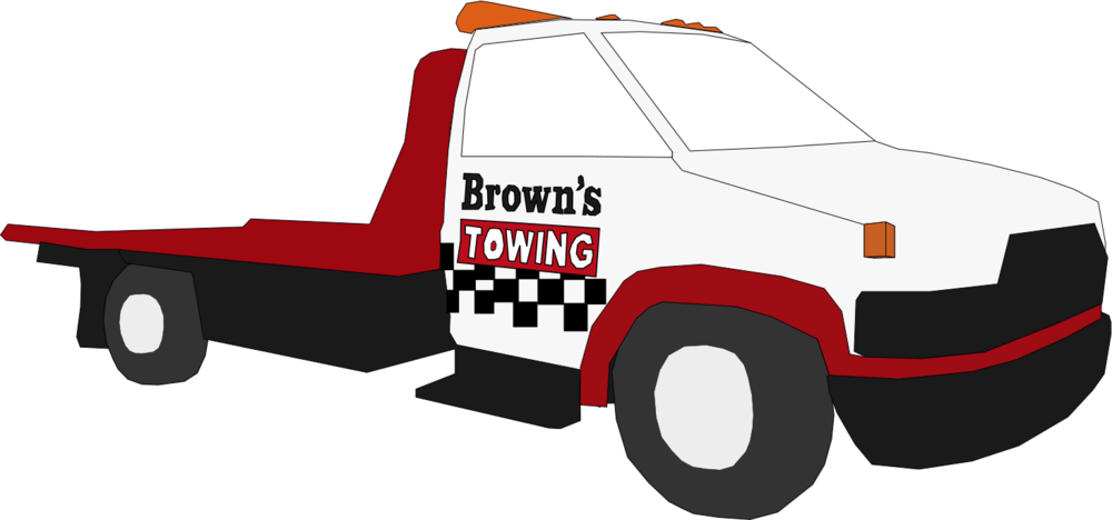 Browns Towing stamp.png