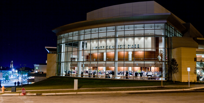 Wentz Concert Hall, on the campus of North Central College in Naperville, IL, is hailed as a gem—the premier destination in Chicago's western suburbs to appreciate performances of classical, jazz and contemporary music.