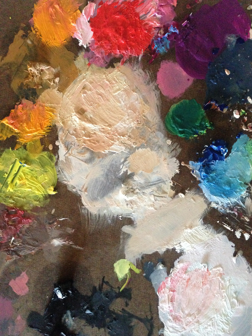 Paleta de Colores de Sheila Burgos