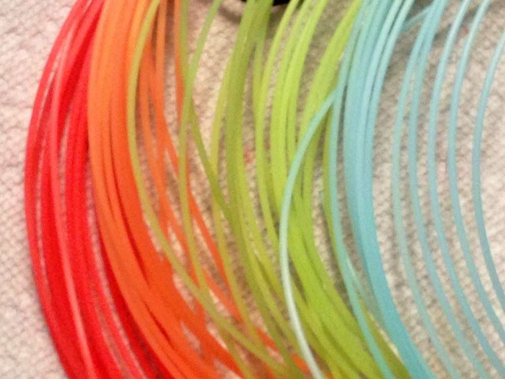 Nylon Filament Space Dyed 75
