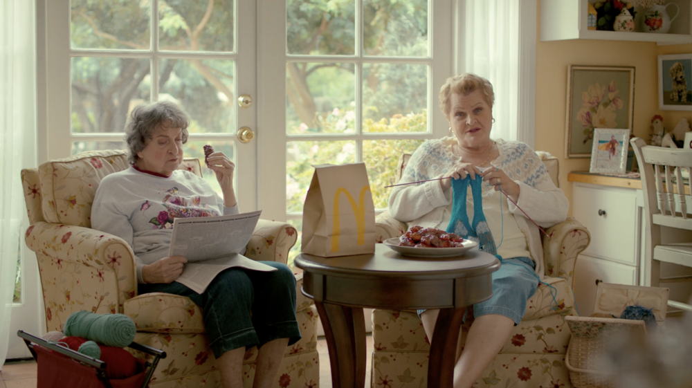 sweet & spicy grandmas -