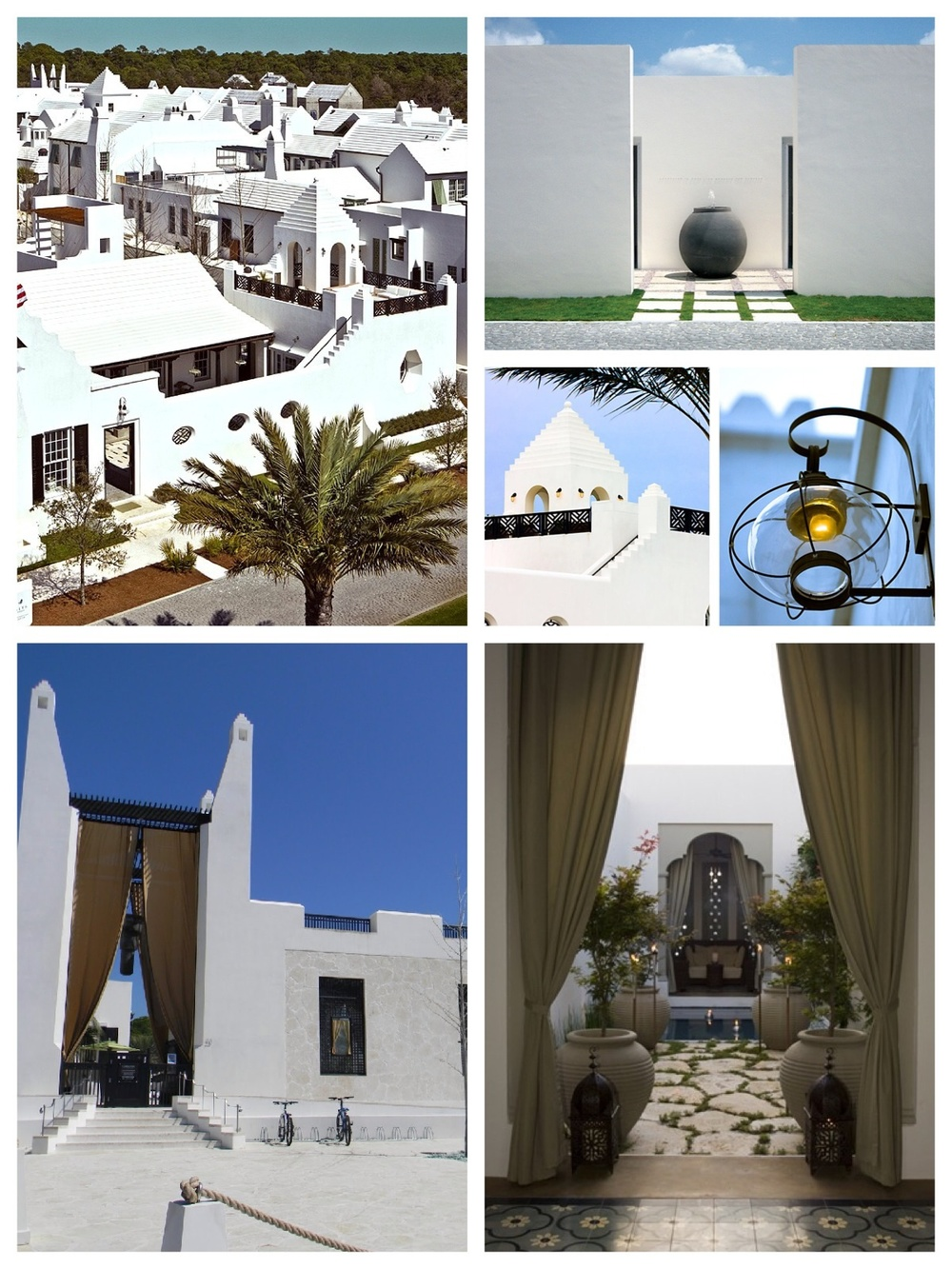The stunning architecture of Alys Beach. So inspiring.