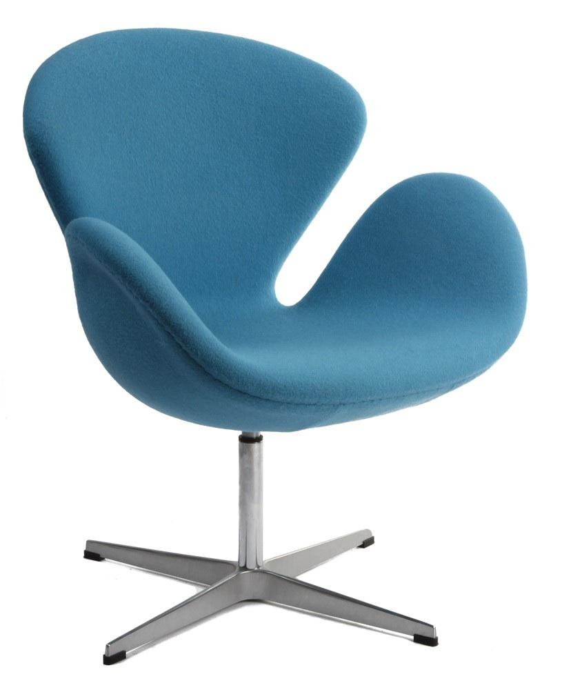 Arne Jacobsen's Swan Chair.